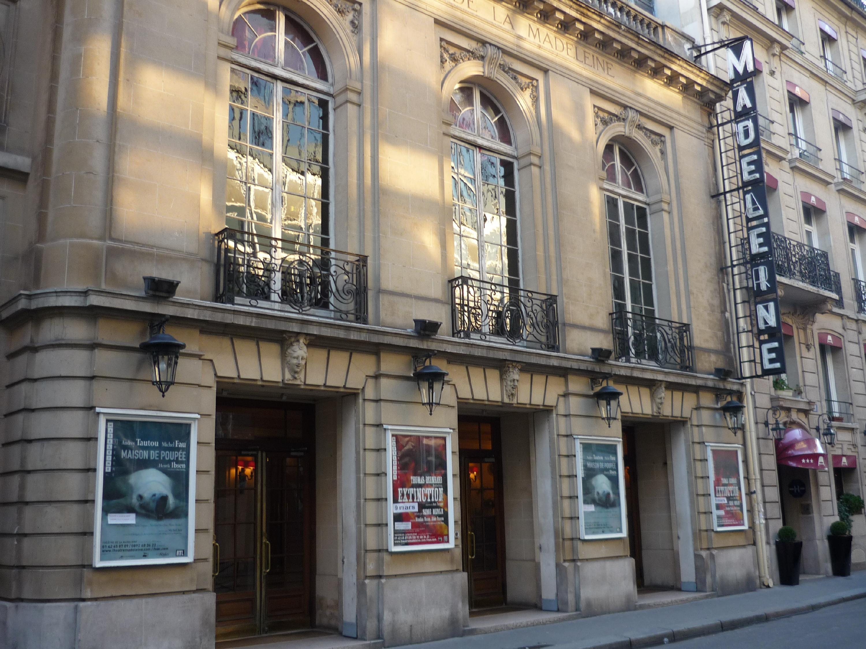Un manège à chevaux • Théâtre de la Madeleine