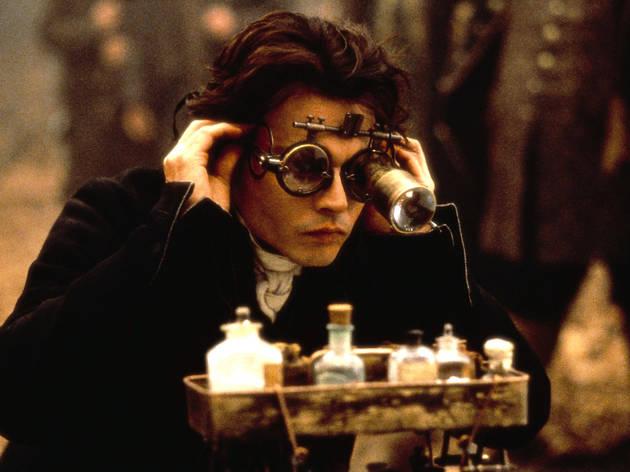 'Sleepy Hollow' (Réalisé par Tim Burton (1999) / © Paramount Pictures)