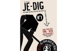 Je-Dig #1 : Këlem + Davjazz + Keat