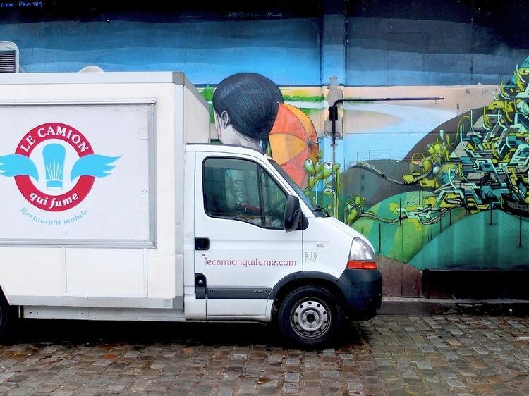 Le Camion qui fume • Le food truck précurseur
