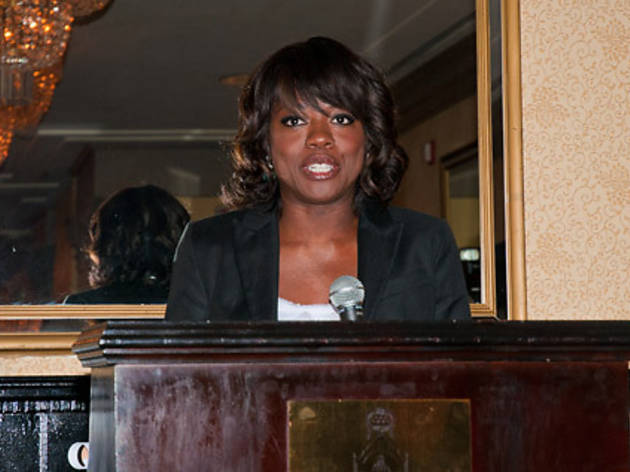 Viola Davis accepts her Special Citation