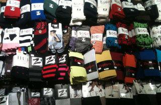 The Sock Man