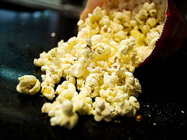 See a film and get popcorn at IFC Center