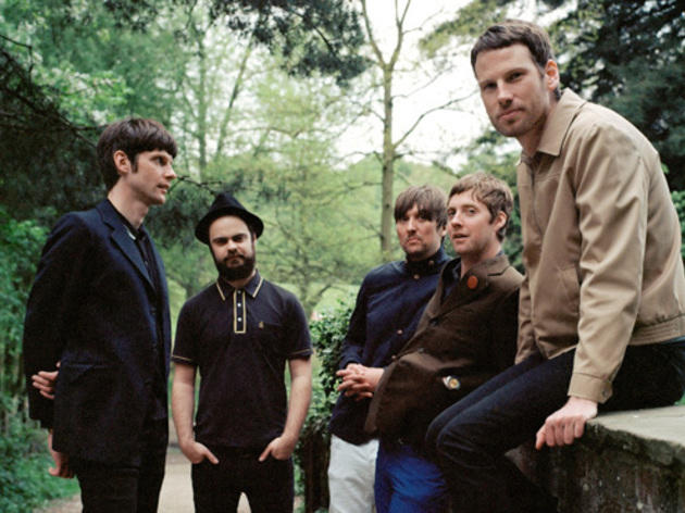 Kaiser Chiefs + We Are Scientists