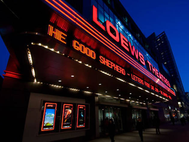 amc loews lincoln square 13 movie theaters in upper west