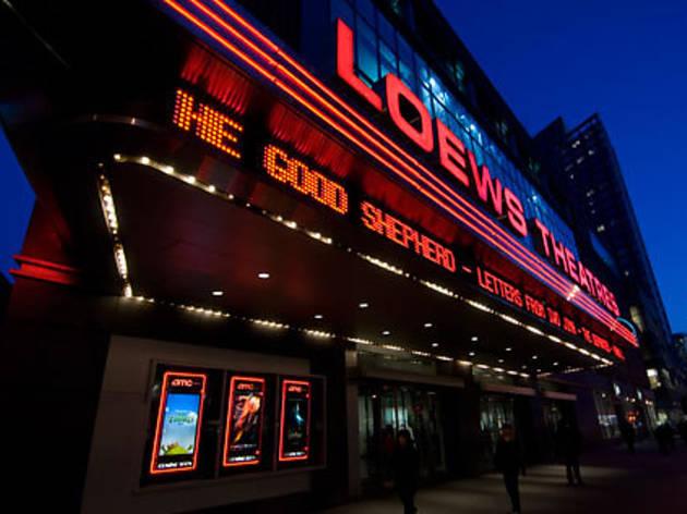 AMC Loews Lincoln Square IMAX (Courtesy AMC)