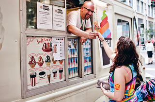 Big Gay Ice Cream Truck (Photograph: Lizz Kuehl)