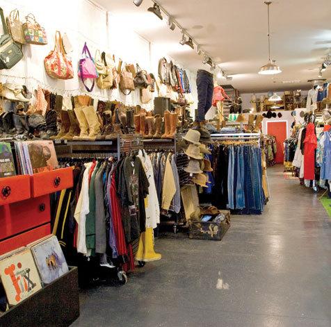 Guvnor's Vintage Thrift