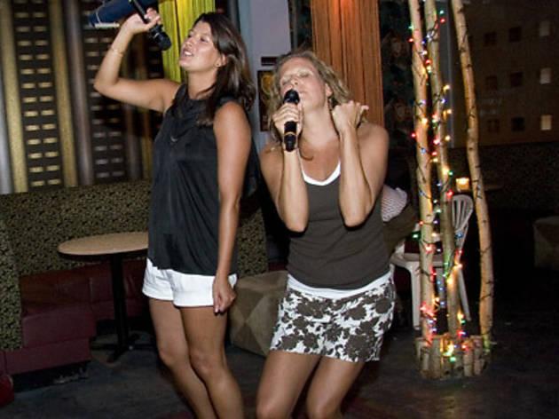 Karaoke Courtroom