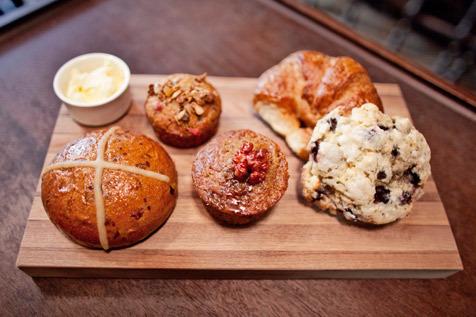 10 great restaurants offering Easter brunch (2014)