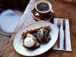 Breakfast at Prime Meats (Photograph: Lizz Kuehl)