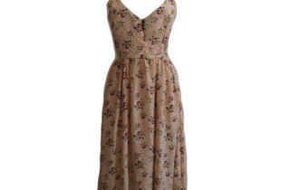 Lewis floral dress, $267 (was $356), at Thistle & Clover