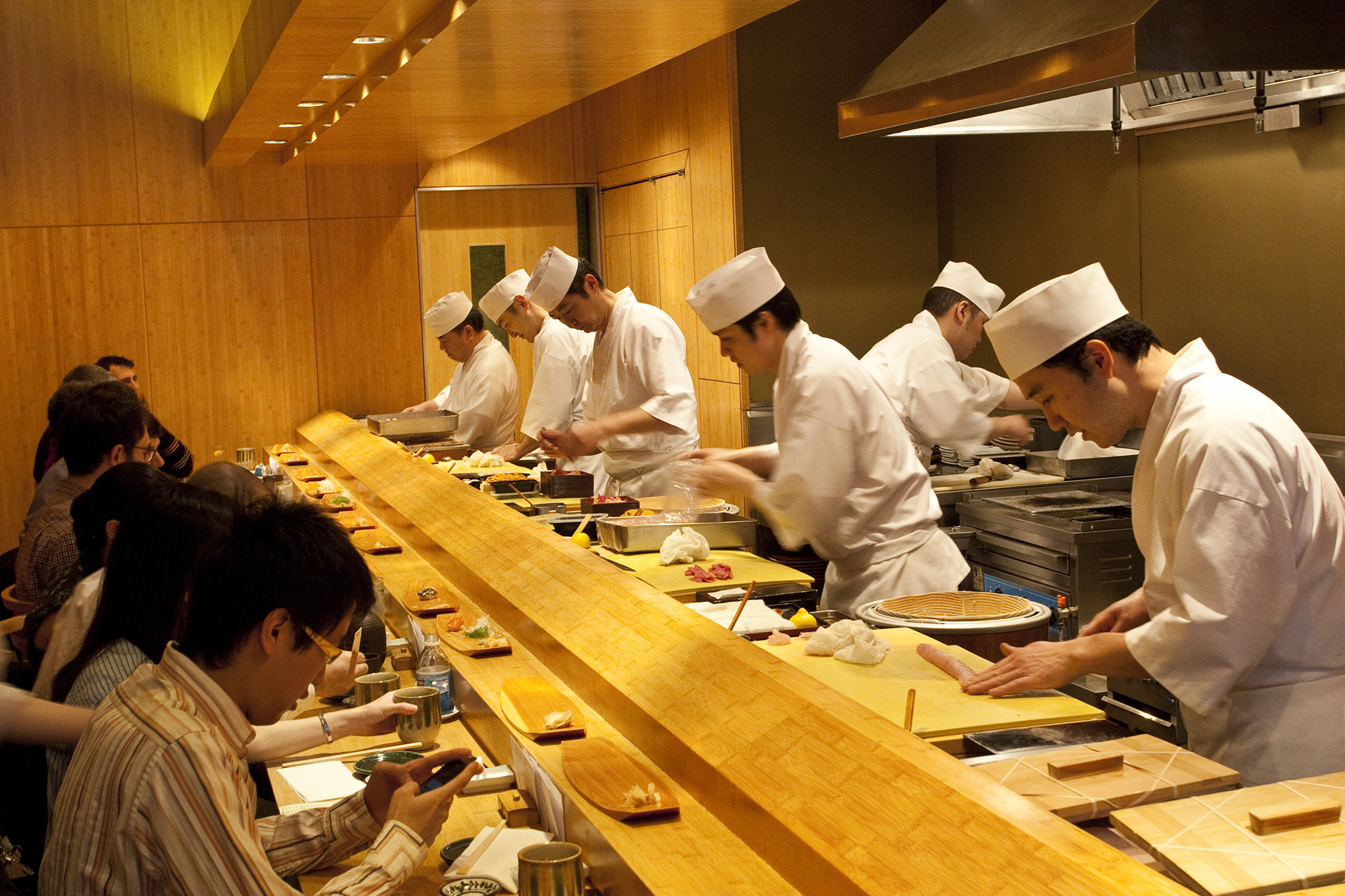 Sushi Yasuda | Restaurants in Midtown East, New York