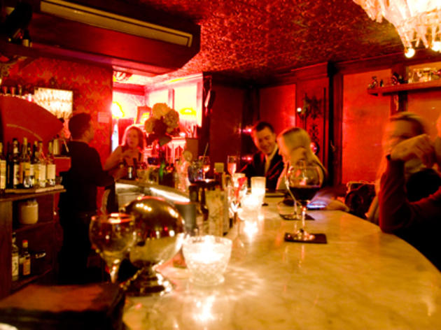The most romantic bars in NYC