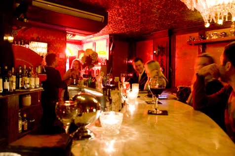 The most romantic bars