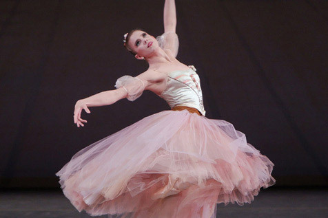 New York City Ballet soloist Savannah Lowery (2010)