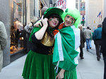 101 things to do in the spring in New York City 2013: Wear green at the St. Patrick's Day Parade