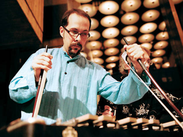 John Hollenbeck Large Ensemble