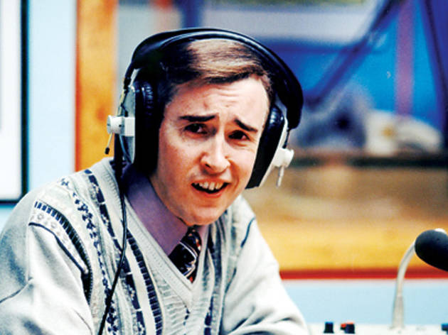 HANG THE DJ Coogan fouls up the airwaves in I'm Alan Partridge.