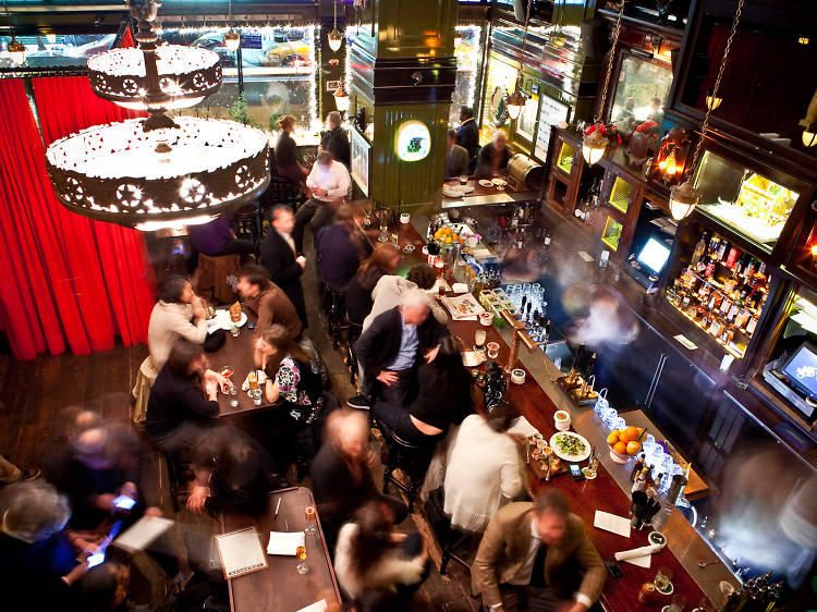 The Breslin Bar & Dining Room