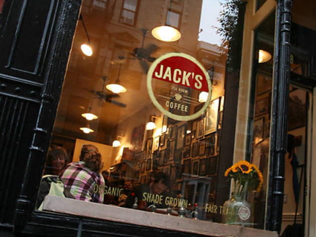 Jack's Stir Brew Coffee (CLOSED)