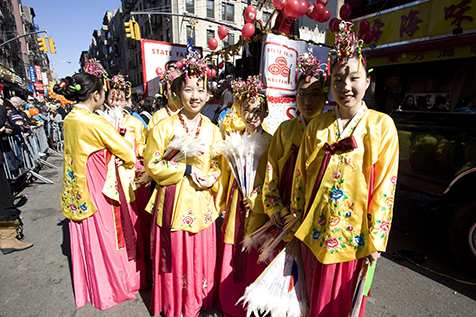 16th Annual Chinatown Lunar New Year Parade & Festival