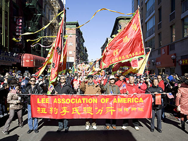 16th Annual Chinatown Lunar New Year Parade & Festival 16th Annual Chinatown Lunar New Year Parade & Festival - Things to do in New York - 웹