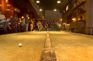 42. Play bocce at Union Hall