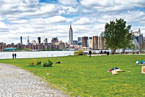Find Your Park Day of Service: Earth Day in NYC