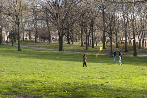 88. Order Italian, then stroll around Astoria Park