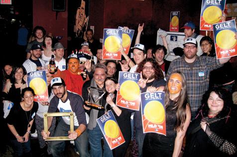 Hanukkah parties (2009)