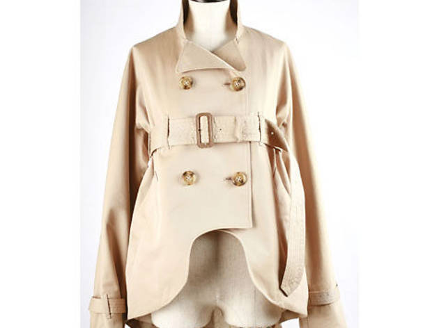 Tsumori Chisato cotton coats, $295 (were $980), at Kisan Concept Store