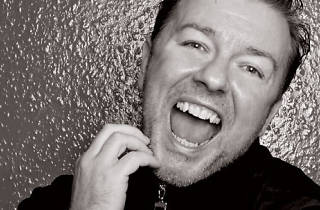 TimesTalks: A Conversation with Ricky Gervais