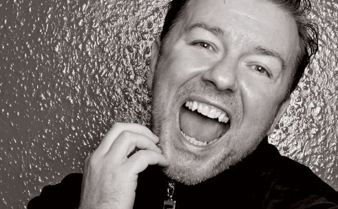 Things to Do: TimesTalks: A Conversation with Ricky Gervais
