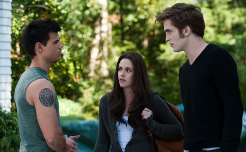 The Twilight Saga: Eclipse (June 30)