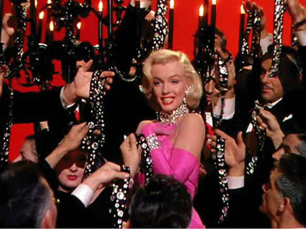 Gentlemen Prefer Blondes screening