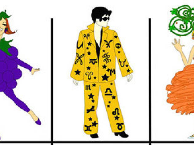 Frankie Steinz Costumes