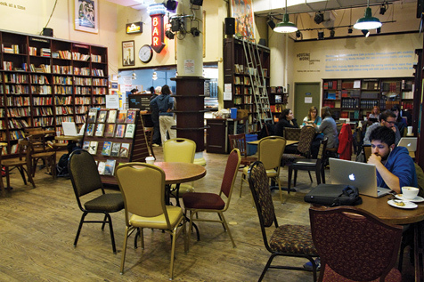 Presidential Debate: Domestic Policy at Housing Works Bookstore Cafe