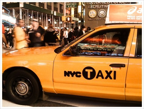 Rejoice! Soon you'll be able to share rides in yellow taxis