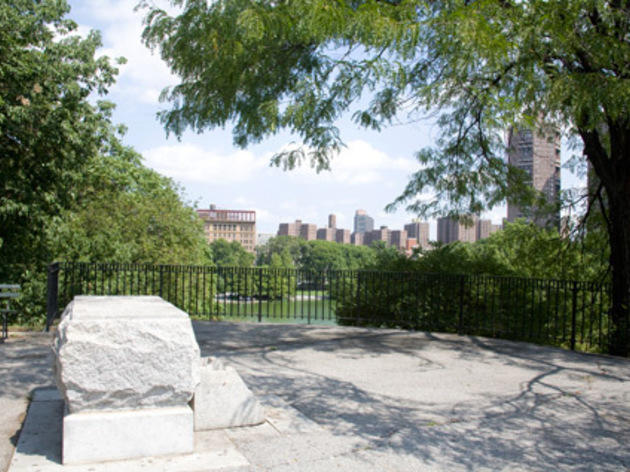 Lesser-known Central Park spots