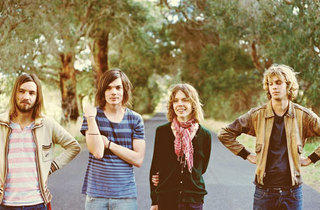 Tame Impala + The Amazing