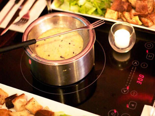 Perigord fondue