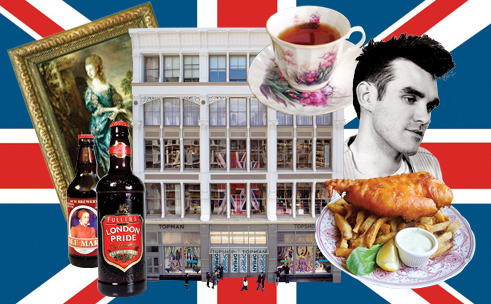 The Anglophile's guide to NYC