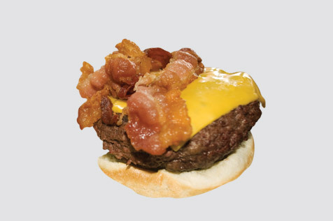The essential New York burger