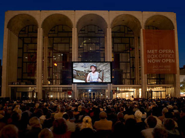 Metropolitan Opera House (at Lincoln Center)