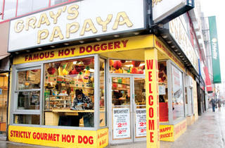 Gray's Papaya (CLOSED)