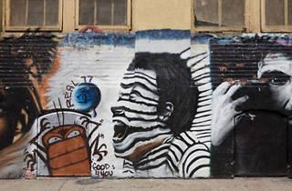 Explore the Epicenter of Graffiti Culture
