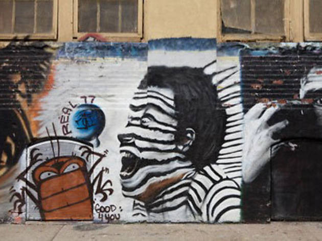 Explore the Epicenter of Graffiti Culture