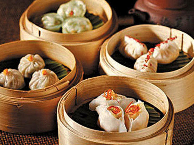 Dine on some Dim Sum at Oriental Garden
