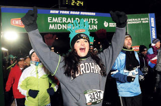 Emerald Nuts Midnight Run